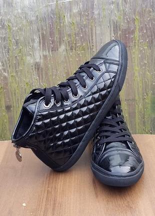 Кроссовки кеды ботинки geox 40 р