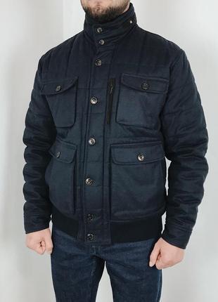 Куртка, шерстяной бомбер gant
