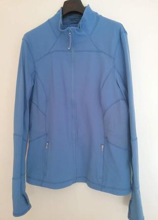 Спортивная кофта, блуза, ветровка kirkland , canada