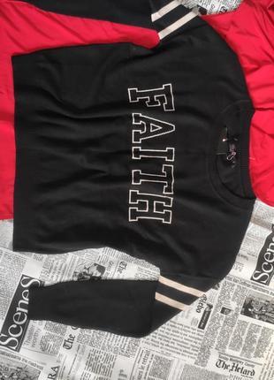 Укороченый свитер ,кофта