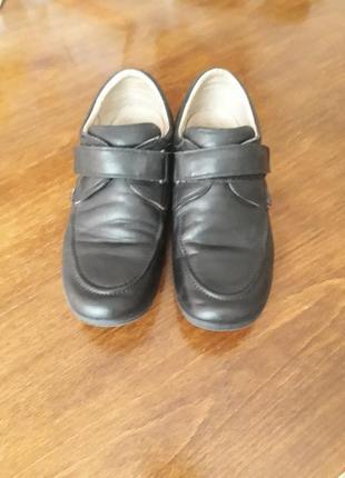 Шкіряні туфлі palaris