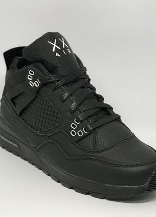 Ботинки мужские зимние кроссовки jordan nm split 16155