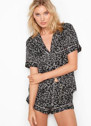 Сатиновая пижама от victoria's secret 🍒