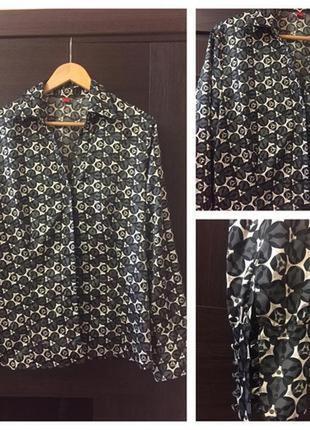 Рубашка s.oliver размер л 1+1=3🎁