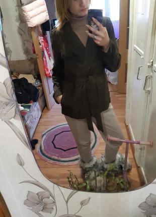 Пиджак-рубашка h&m (36)