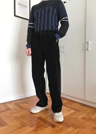 Gucci оригинальные вельветовые брюки штаны