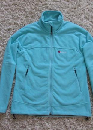 Женская флисовая куртка-кофта berghaus