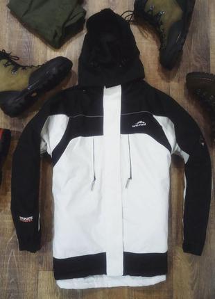 Зимняя куртка north field. лыжная курточка north. утепленная куртка xl