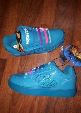 Кроссовки ролики heelys 39