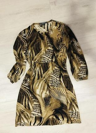 Трикотажное платье от bgn beggon