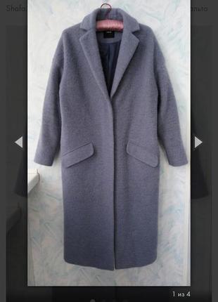 Пальто оверзайс