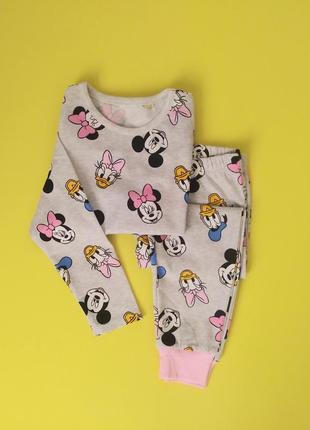 Пижама с минни от george