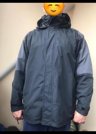 Regatta water proof куртка ветровка 50р  xl