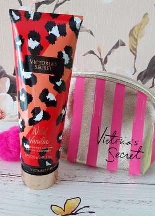 Парфюмированный лосьон для тела wild vanilla