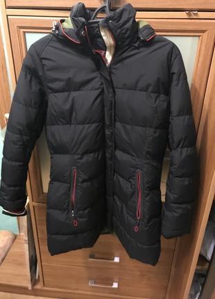 Абсолютно новая и тёплая зимняя куртка northland