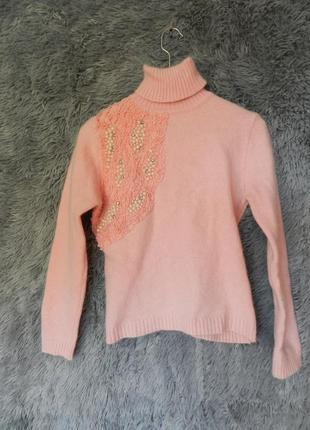 ✅ ангоровый свитер