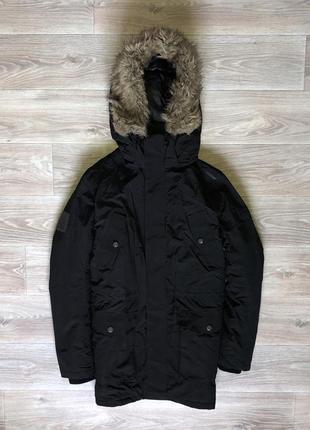 Куртка парка jack & jones tech (m)