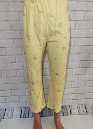 Короткие штаны / бриджи для дома и сна, пижамные штаны