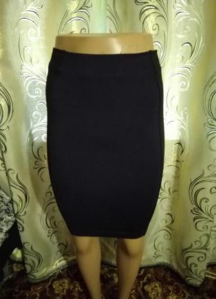Элегантная юбка карандаш h&m