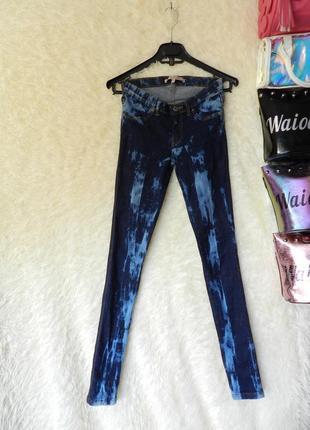 ✅ стрейчевые джинсы скини варёнки