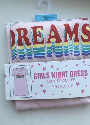 Ночнушка#пижама primark