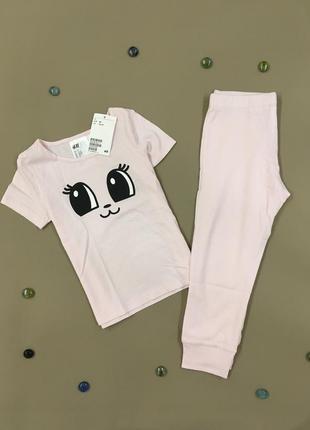 Пижама h&m на 1,5-2 года