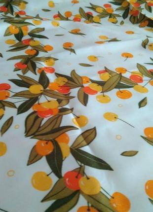 Ткань на шторы, занавески новая! 6.40мх1.12м - цена за весь отрез!