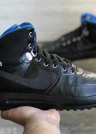 Nike lunar force на зиму