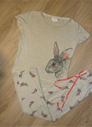 Пижама трикотажная размер 8