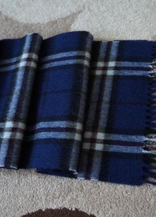 Hogarth шарф. 100% шерсть.