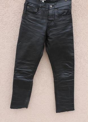 Кожаные штаны traction