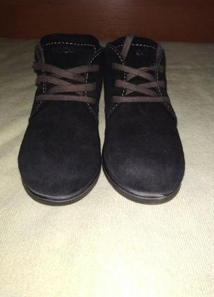 Ботинки ecco nini