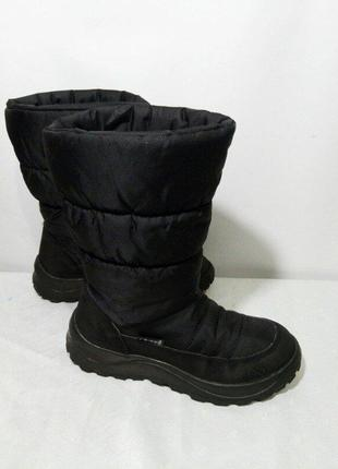 Зимние термо ботинки, сапоги g. t. tex, германия.