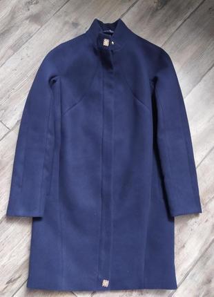 44р пальто кашемировое