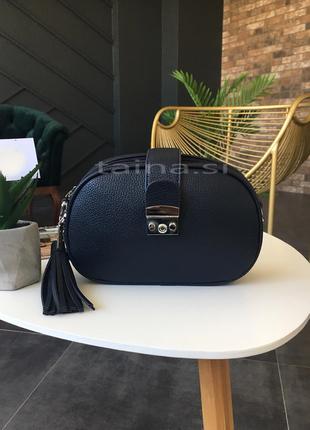 Черный клатч f-90526 сумка кросс боди