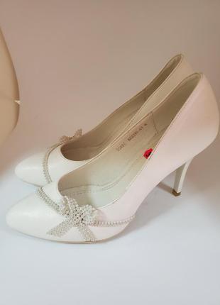 Свадебные туфли, весільні туфлі