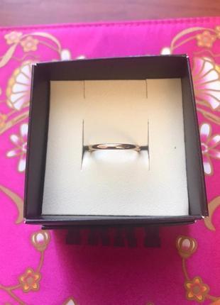 Обручальное кольцо 18 размер