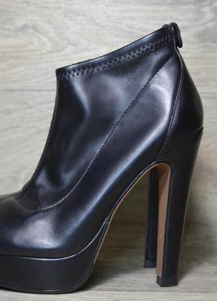 Ботильоны ботинки туфли осенние