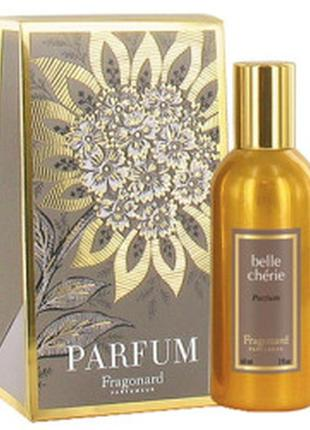 Belle cherry fragonard нишевый парфюм 60мл,оригинал