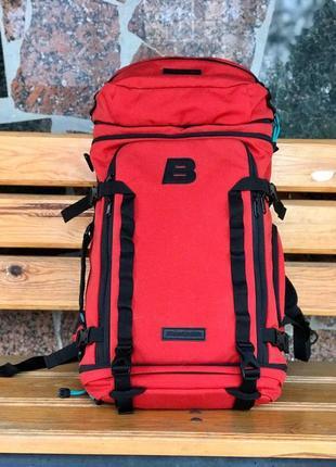 Рюкзак blackpack franken блекпек франкен червоний