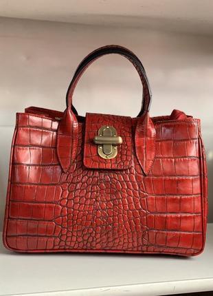 Фирменная сумка италия