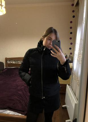 Зимняя курточка bershka