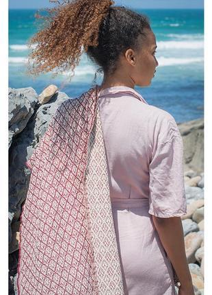 Классический шарф от португальского бренда chicoracao