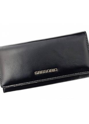 Женский кожаный кошелек gregorio n100