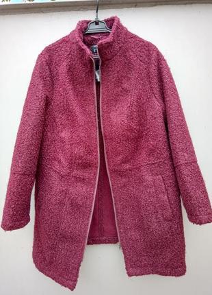 Пальто на ідеальну фігуру 128-120-136)