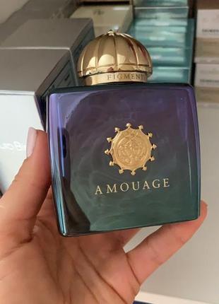 Amouage figment woman аромат в остатке