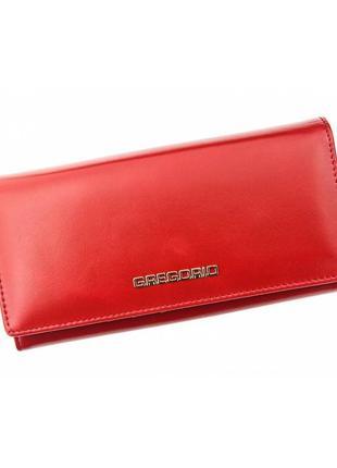 Женский кожаный кошелек gregorio n102