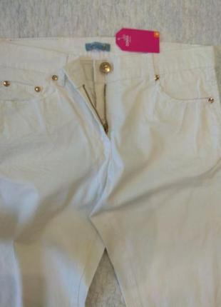 Штани білі нові