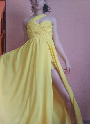 Платье плаття в пол