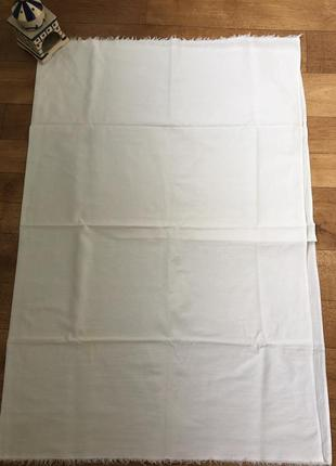 Детская белая простынь. простынь в детскую кровать. простынь 100*130